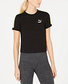 Puma Classics T7 Cropped T-Shirt