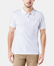 Dockers Men's Alpha Dye Slim-Fit Polo