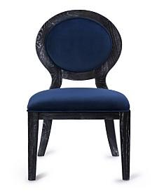 Cerused Oak Chair, Set Of 2