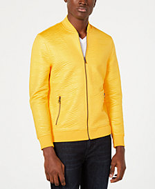 I.N.C. Men's Slick Jacquard Jacket, Created for Macy's