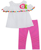 9626c2bddd56 Rare Editions Baby Girl Clothes - Macy s