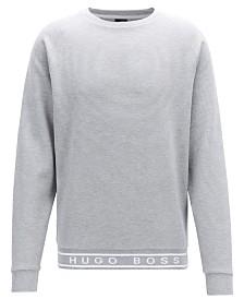 BOSS Men's Logo Cotton Sweatshirt
