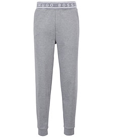 BOSS Men's Interlock Cotton Sweatpants