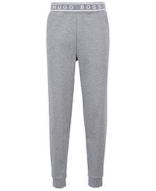 BOSS Men's Interlock Cotton Sweatpants