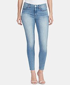 WILLIAM RAST Paint-Splatter Perfect Skinny Jeans