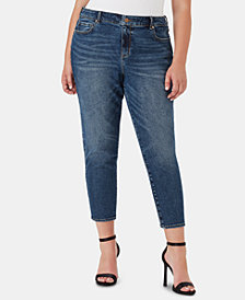 WILLIAM RAST Trendy Plus Size Sweet Mama High-Rise Skinny Jeans