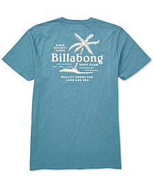 Billabong Men's Surf Club Graphic T-Shirt