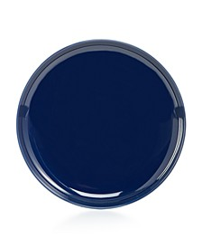 Modern Dinnerware Porcelain Navy Salad Plate, Created for Macy's