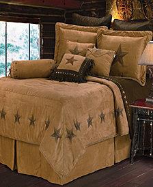 Luxury Star Comforter Set, Super King