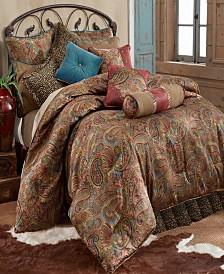 San Angelo 4-Pc. Comforter Set Collection