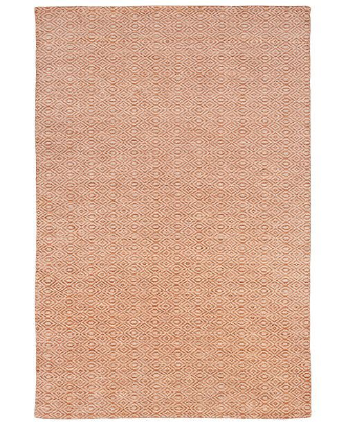 Surya Astara ASA-1001 Burnt Orange 6' x 9' Area Rug