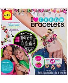 I Heart Charm Bracelets