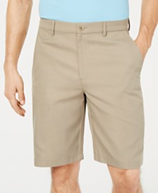 "Attack Life by Greg Norman Men's Core 10"" Classic-Fit Shorts, Created for Macy's"