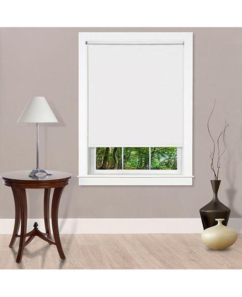 Achim Cords Free Tear Down Room Darkening Window Shade, 37x72