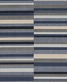 """City CIT-2326 Taupe 18"""" Area Rug Swatch"""