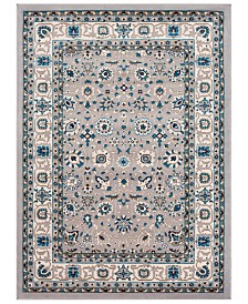 "Surya Clairmont CMT-2316 Medium Gray 9'3"" x 12'3"" Area Rug"