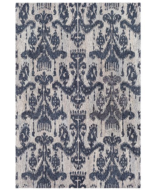 Surya Cassini CSI-1007 Navy 2' x 3' Area Rug