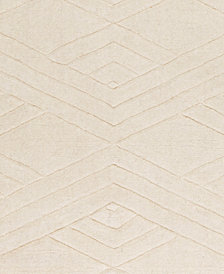 "Surya Etching ETC-5004 Cream 18"" Square Swatch"