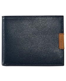 Men's Virginia Passcase Leather Wallet