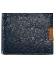 Perry Ellis Men's Virginia Passcase Leather Wallet