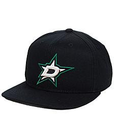 Outerstuff Boys' Dallas Stars Constant Snapback Cap
