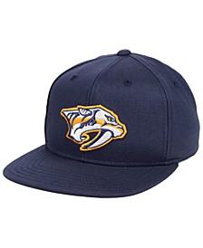 Boys' Nashville Predators Constant Snapback Cap