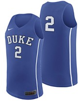 sale retailer 80e2c 70375 Nike Men s Duke Blue Devils Replica Basketball Jersey 2018
