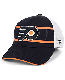 Authentic NHL Headwear Philadelphia Flyers 2nd Season Trucker Adjustable Snapback Cap