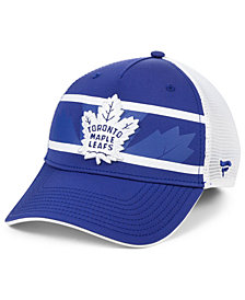 Authentic NHL Headwear Toronto Maple Leafs 2nd Season Trucker Adjustable Snapback Cap
