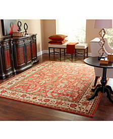 Nourison Rug Collection, Created for Macy's, Persian Legacy PL04 Terracotta