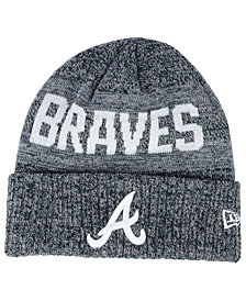 New Era Atlanta Braves Crisp Color Cuff Knit Hat
