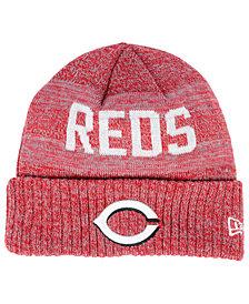 New Era Cincinnati Reds Crisp Color Cuff Knit Hat