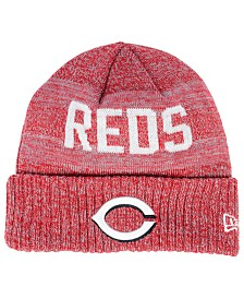 New Era Cincinnati Reds Crisp Color Cuff Knit Hat