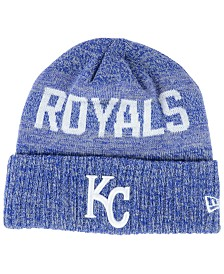 New Era Kansas City Royals Crisp Color Cuff Knit Hat