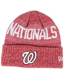 New Era Washington Nationals Crisp Color Cuff Knit Hat