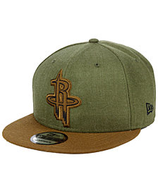 New Era Houston Rockets Enlisted 9FIFTY Snapback Cap