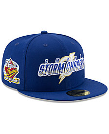 New Era Omaha Storm Chasers League Patch 59FIFTY-FITTED Cap