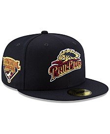 New Era Scranton Wilkes-Barre RailRiders League Patch 59FIFTY-FITTED Cap
