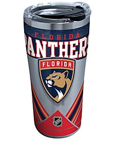 Florida Panthers 20oz Ice Stainless Steel Tumbler