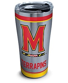 Maryland Terrapins 20oz Tradition Stainless Steel Tumbler