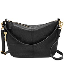 Jolie Leather Crossbody