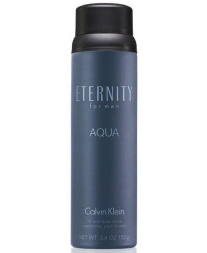 Calvin Klein - Eternity Aqua Body Spray, 5.4 oz
