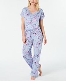 a5f965e37c99 Sleepwear for Women at Macy s - Womens Pajamas   Sleepwear - Macy s