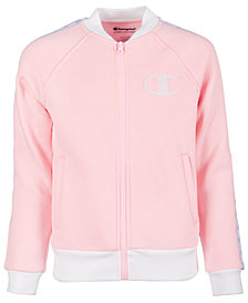 Champion Big Girls Track Jacket