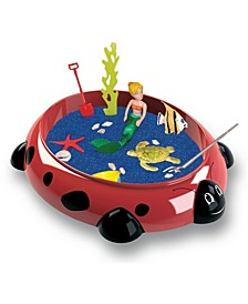 Sandbox Critters Play Set - Ladybug