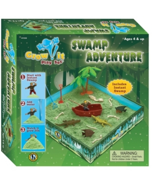 Grow it Play Set - Swamp Adventure