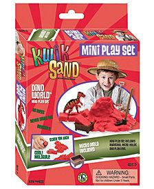 KwikSand Mini Play Set - Dino World