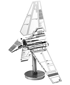 Metal Earth 3D Metal Model Kit - Star Wars Imperial Shuttle