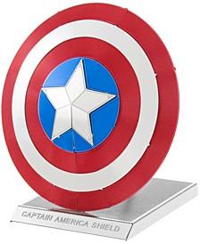 Metal Earth 3D Metal Model Kit - Marvel Avengers Captain America's Shield
