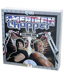 American Chopper DVD Board Game
